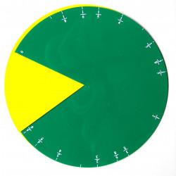 Círculo de fracciones