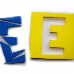 Puzzle de la E