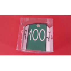 Cinta númerica hasta el 100