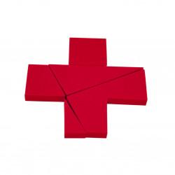 Puzzle cruz griega