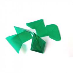 Cubo 3 pirámides