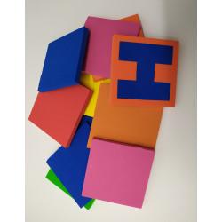 Puzzle de la H. (10 juegos)